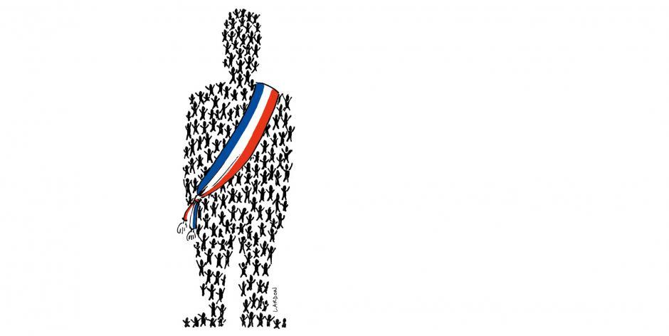 6. Convoquer l'assemblée constituante de la VIe république