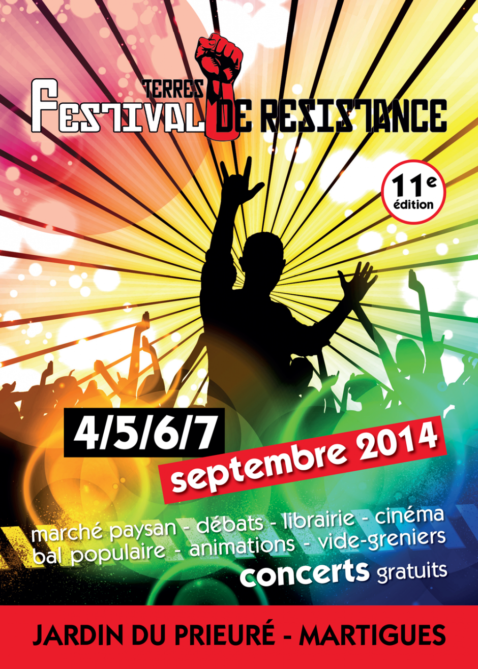 Martigues - Festival Terres de Resistance