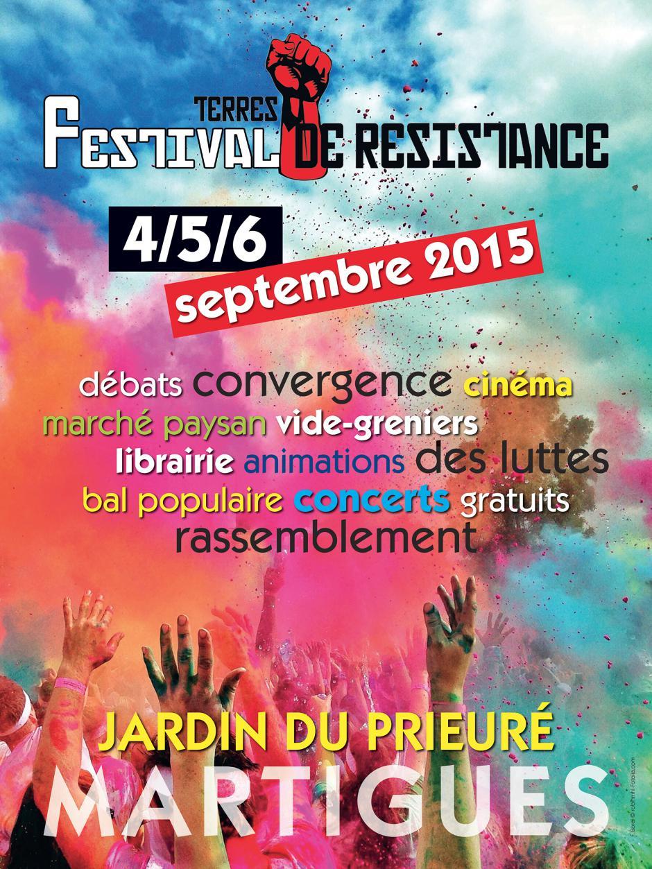 Martigues. Festival Terres de Resistance
