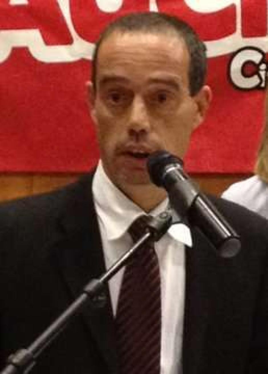 Martigues . Présentation des deux candidats pour les élections départementales.